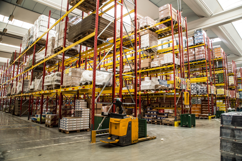 Logistica Industriale - Foto1